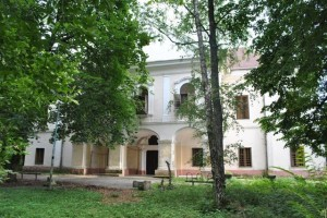 Vecsey castel