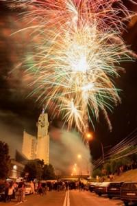 artificii Revelion Satu Mare