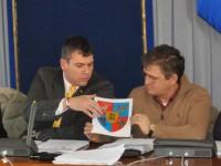 Consiliul Judeţean a aprobat varianta stemei interbelice