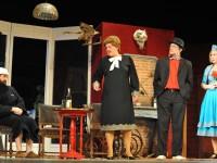 Teatrul de Nord – Spectacolele secţiei române în luna februarie