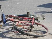 Biciclist accidentat grav la ieşirea din Satu Mare