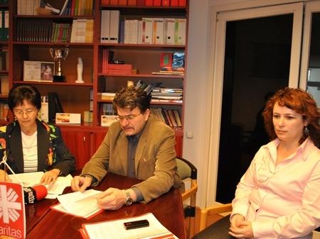 Caritas Satu Mare, Lochli Terezia, dr. Kosa Atiila, Fazekas Csilla, bilant 2012