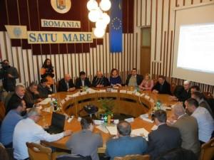 consiliul local Satu Mare