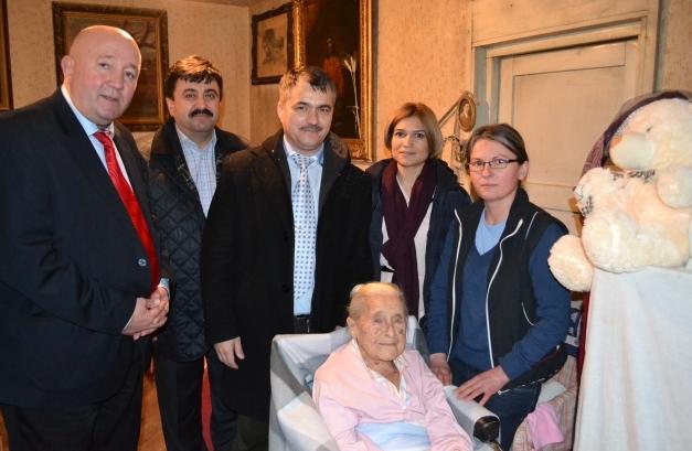 Primaria a premiat cea mai varstnica satmareanca