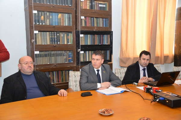 Radu Ovidiu Ardelean, Adrian Ştef, Liviu Marta