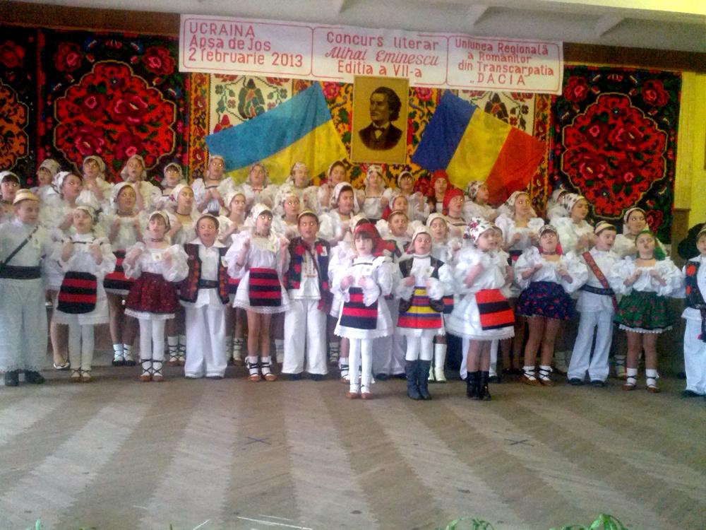 Concurs literar Mihai Eminescu, Ucraina, centrul de creatie satu mare, felician pop, natalia lazar, negresti oas