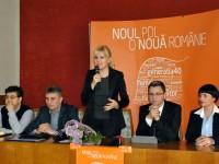 Elena Udrea la Satu Mare