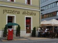 Ali Baba – pizzerie cu aspect de han, la preţuri acceptabile