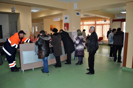 urgente, UPU Satu Mare