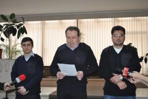 Alexandru Gheorghe, Valer Marian, Ovidiu Ohanesian