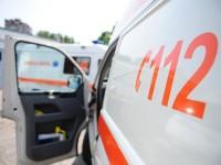Doi minori răniţi într-un accident produs de un tânăr fără permis
