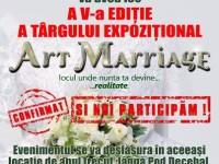 ART Marriage îşi deschide porţile vineri, de la ora 13:00