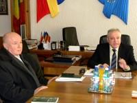 Prefectul Avram mediază disputa dintre Primăria Târşolţ şi Direcţia Silvică