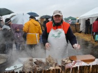 Concurs de taiat porci, 2013, Carei, udmr satu mare