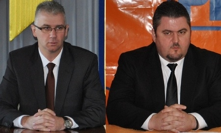 Cristian Sasu, subprefect, George Filip, Forta Civica Satu Mare
