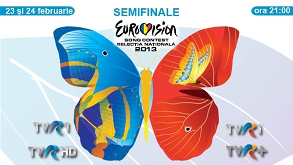 eurovision, semifinale, romania