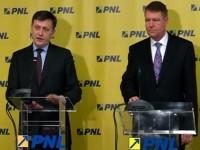 Klaus Johannis s-a înscris în PNL şi va candida pentru o funcţie de CONDUCERE