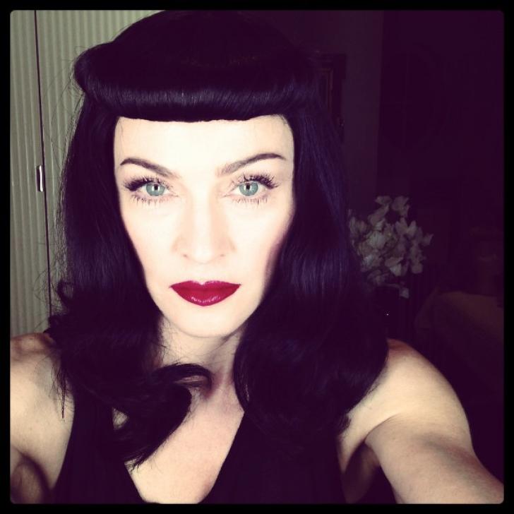 Madonna, schimbare de look