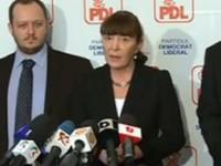 """Monica Macovei intră în cursa pentru șefia PDL: """"Vrem standarde etice în partid"""". Cristi Preda: Moțiunea este """"Reformiști versus FSN-iști"""""""
