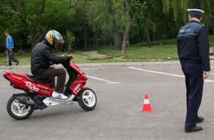 permis, mopede, cod rutier