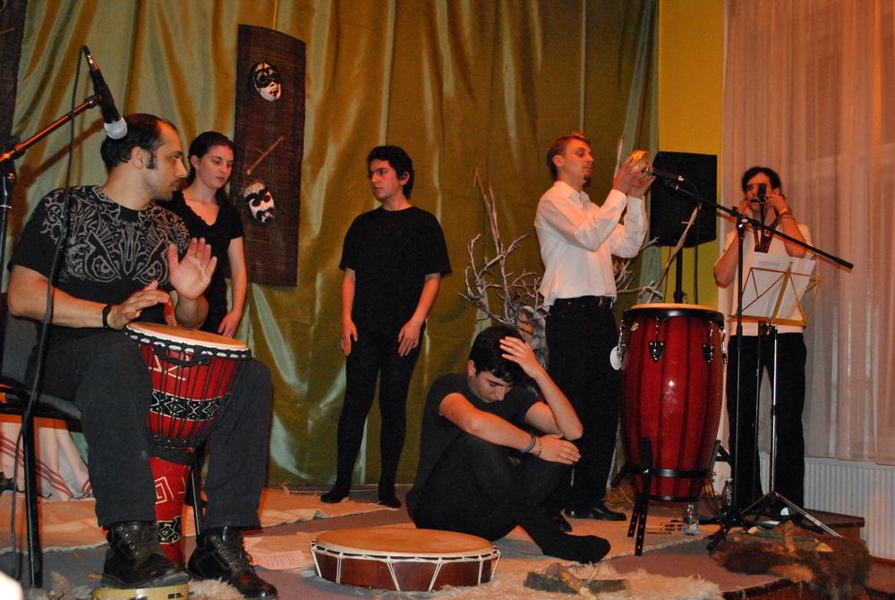 seara muzica arhaica Centrul de Creatie Satu Mare (30)