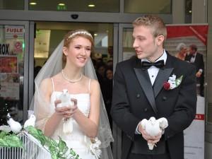 Targ de nunti Grand Mall