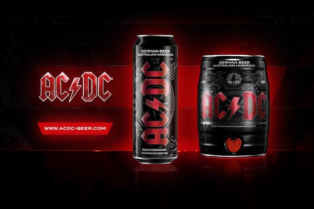 AC/DC beer