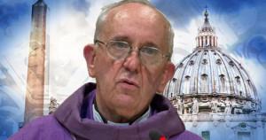 Cardinal Jorge Mario Bergoglio, papa Francisc I