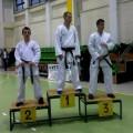 Bogdan Suciu, locul 2, Campionat Karate-Do