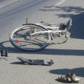 accident biciclist