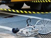Biciclist accidentat grav la Carei