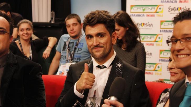 Cezar Ouatu, Eurovision 2013