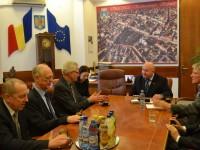 Delegaţie olandeză la Satu Mare
