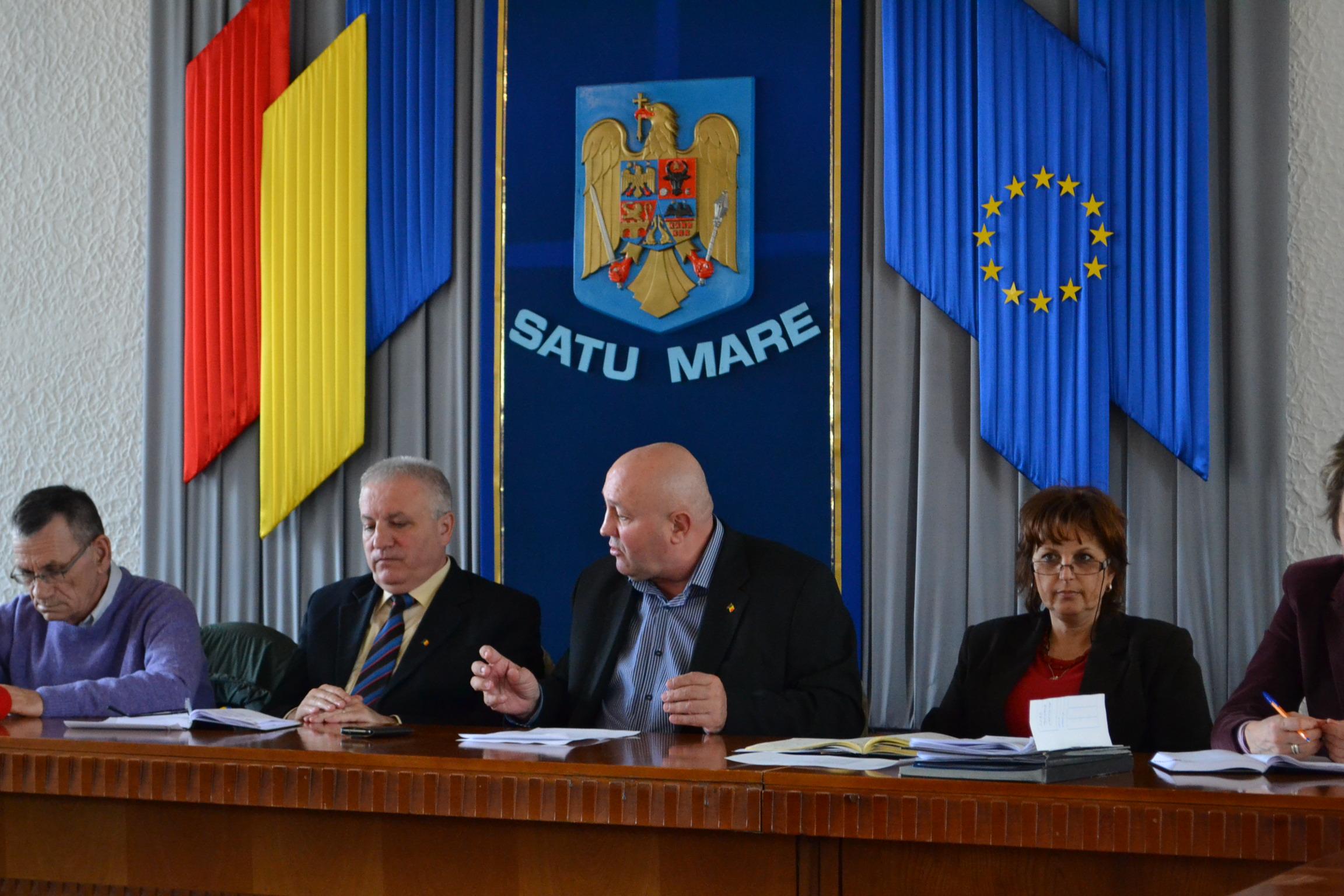 comisia de dialog social Satu Mare