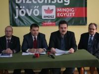 Liderii UDMR consideră că judeţul Satu Mare va fi dezavantajat într-o regiune cu Clujul