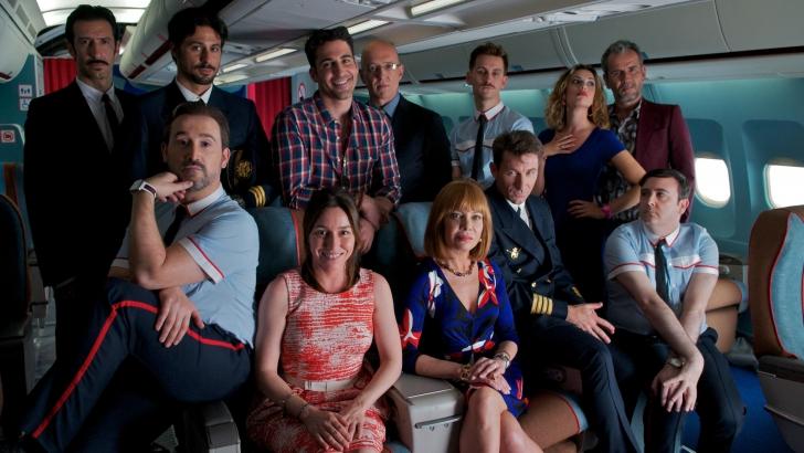 Amanţii pasageri/ Los amantes pasajeros, TIFF 2013