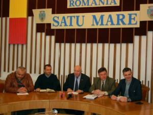 Marin Bogdan, Mirel Vlas, Dorel Coica, Dan Stegerean, Dan Băbuț