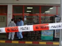 Tâlhărie la benzinărie! Angajaţii au fost ameninţaţi cu cuţitul