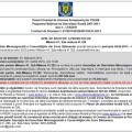 Gal Zona Satmarului, prelungire masura 322, fonduri europene