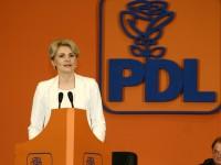 Andreea Paul, aleasă prim-vicepreşedinte PDL