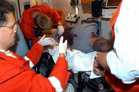 batut de politistii din ungaria