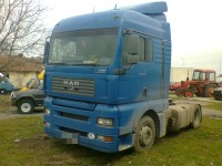 Camion furat din Polonia, depistat la Petea