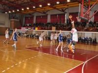 CSM Satu Mare câștigă cu greu primul meci din play off