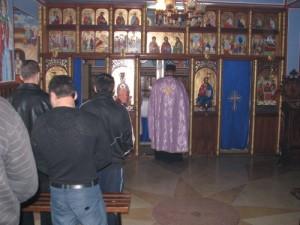 detinuti manastire