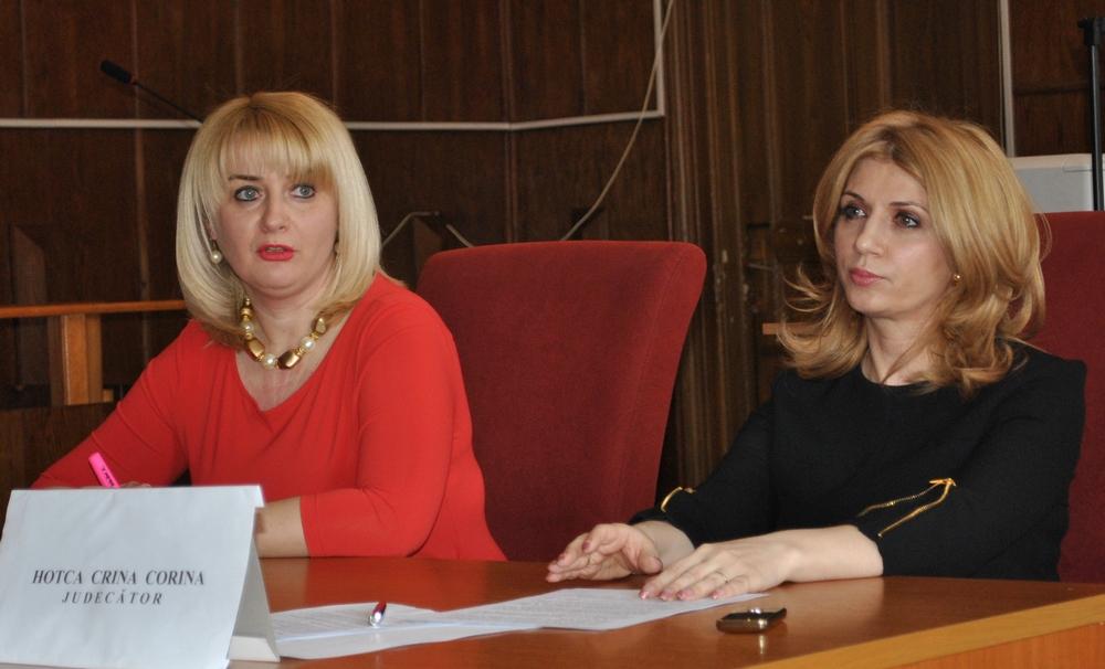 judecatoria Satu Mare, Pop Camelia Ana, Hotca Crina Corina
