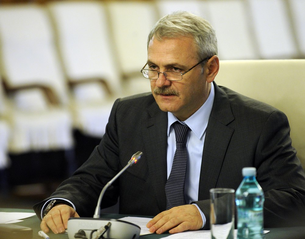 vicepremier Liviu Dragnea