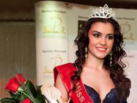 Sătmăreanca Natalia Oneț, desemnată Miss Tourism România (Galerie FOTO)