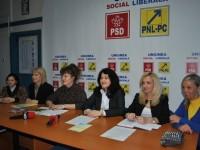 Femeile liberale din Satu Mare au învățat ce înseamnă să fii lider politic