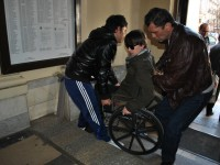 simulare acces in scaun cu rotile (10)