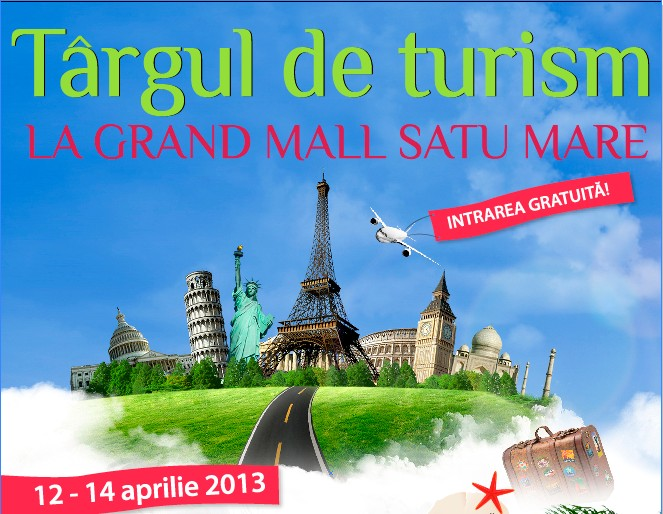 targ de turism grand mall satu mare
